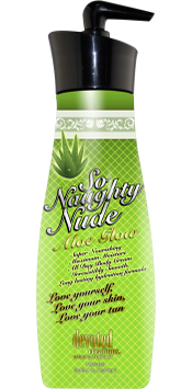 Devoted Creations - So Naughty Nude Aloe Glow